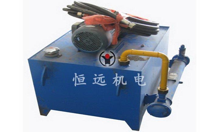 液压传动装置-感应加热炉配套设备