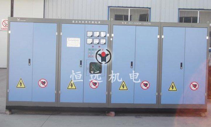 恒远机电设备厂KGPS可控硅中频电源